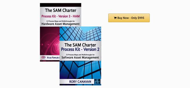 SAM Charter Process Kit | SAM Charter