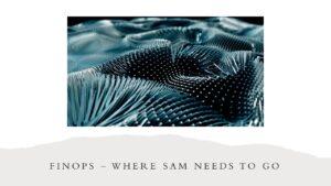 FinOps - Where SAM Needs to go
